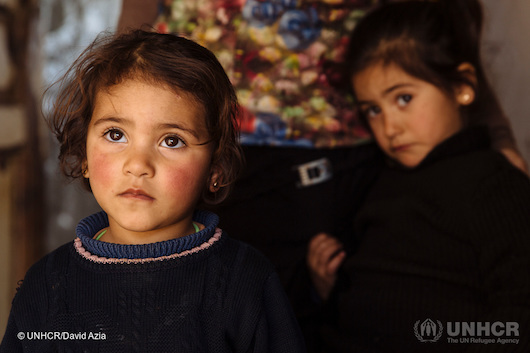Make a Monthly Gift | USA for UNHCR
